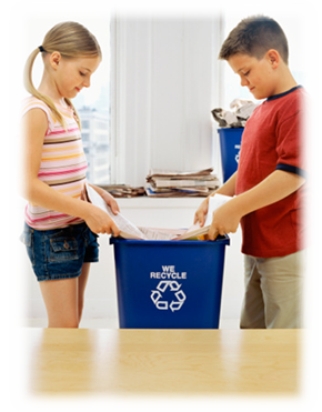 MyYP.com Green Pages - Kids Recycle