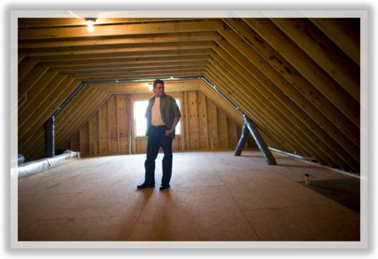 salinas ca building a home or adding an attic or basement