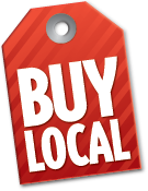 Buy Local Tag