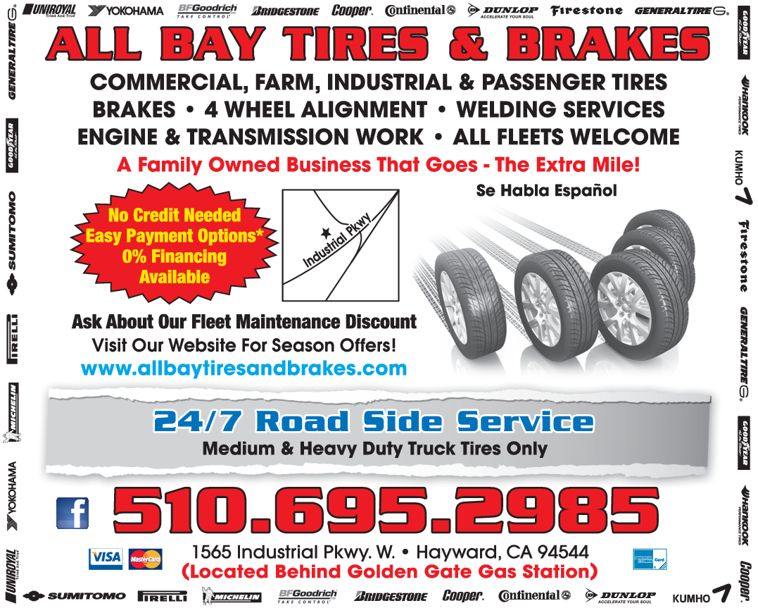 All Bay Tires & Brakes